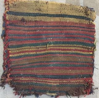 Very old Kurdish bag size 37x37 cm
