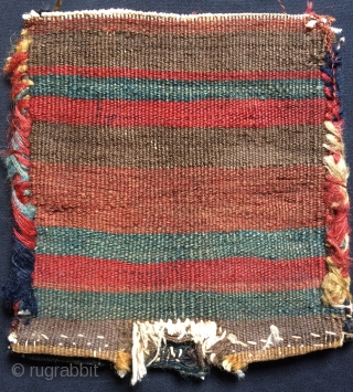 Shahsavan small bag size 20x21cm