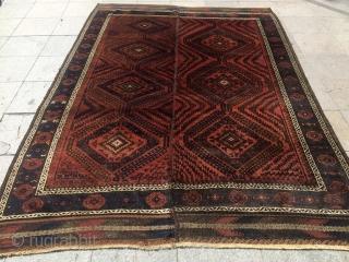 Beluch double wings carpet size 290x205cmm