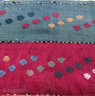 Zerdujt Textil very fine quality. Size 113x54cm
