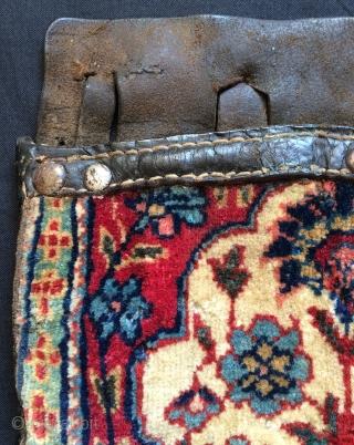 Very old Laver Kirman bag .