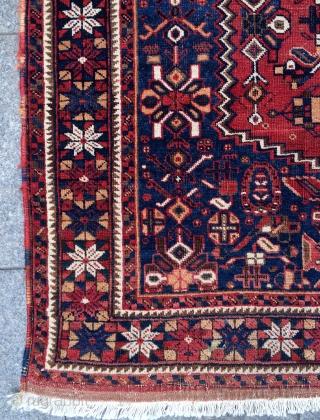Afsahar carpet size 162x130cm