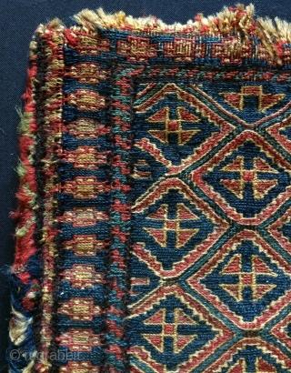 Kurdish shahsevan bag size 30x30cm