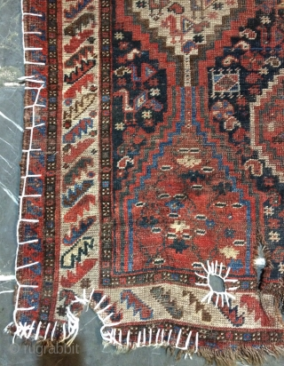 Shiraz small carpet size 130x100cm