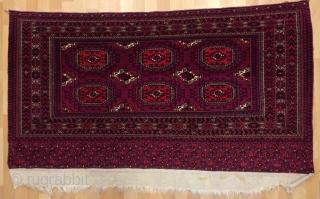 Türkmen Chuval size 85x156cm