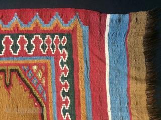 Rare shustar kilim  size 160x90cm