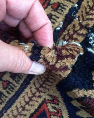 Beluch carpet size 170x90cm