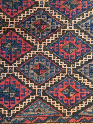 Beluch carpet size 163x90cm