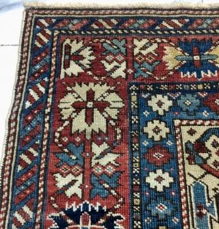 Shirvan carpet size 130x104cm