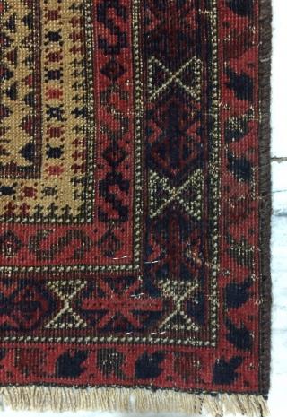 Beluch carpet size 144x74cm