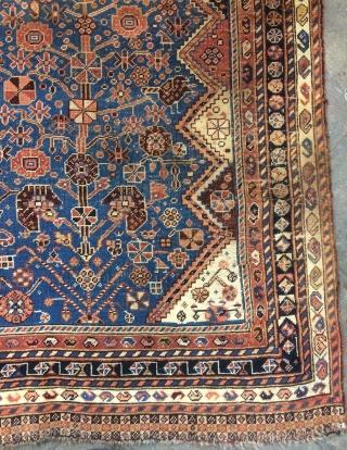 a very nice Qhasgai carpet size 190x130cm