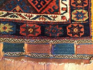 Kurdish Jaff bag face  North-West Persian
