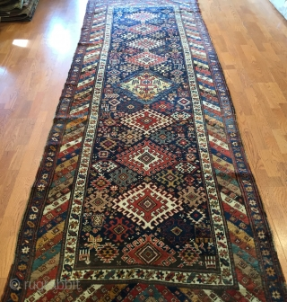 A striking north-west Persian (Shahsavan)3'-11 x11'-6''