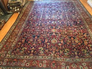 Persian Bidjar 8'-9'' x 13'