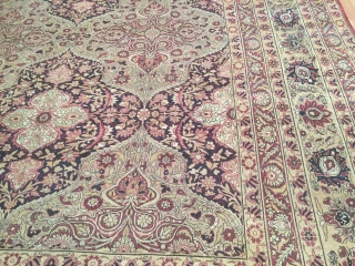 Antique kermanshah 15-8x19-8 good condition 