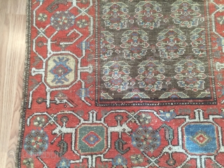 Very old Malayer 2-6x4-6