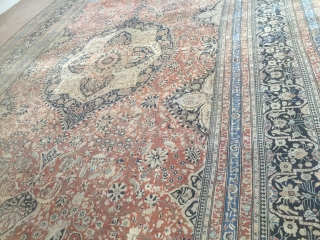 15-2x24-6 Kashan Mohtasham flat very soft not breaking