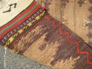 South persian kilim (50X35cm).