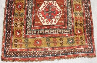 East anatolian Kagizman rug (250X120cm).