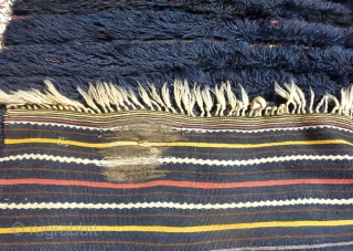 Moroccan handira woman's shawl (201cmX120cm).