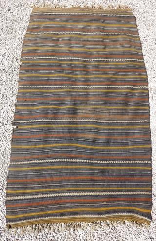 Moroccan handira woman's shawl (183cmX102cm).
