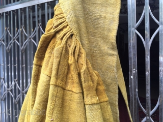 1803# Tibet Lama clothes, handicraft wool, good age and quality.