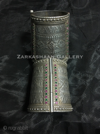 Tribal Asian Silver Jewelry.