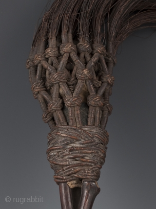Fly whisk,