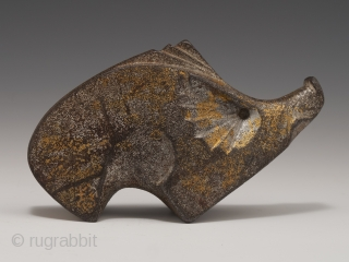 Boar okimono,