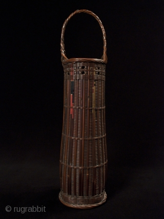 Ikebana basket,
