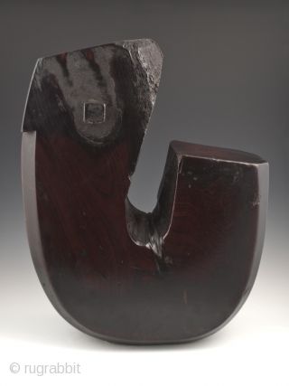 Jizai hearth hook, J type, Japan.