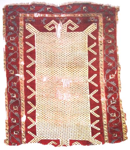 TIEM Istanbul Carpets pelt rug
