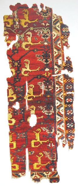 TIEM Istanbul Carpets fragment