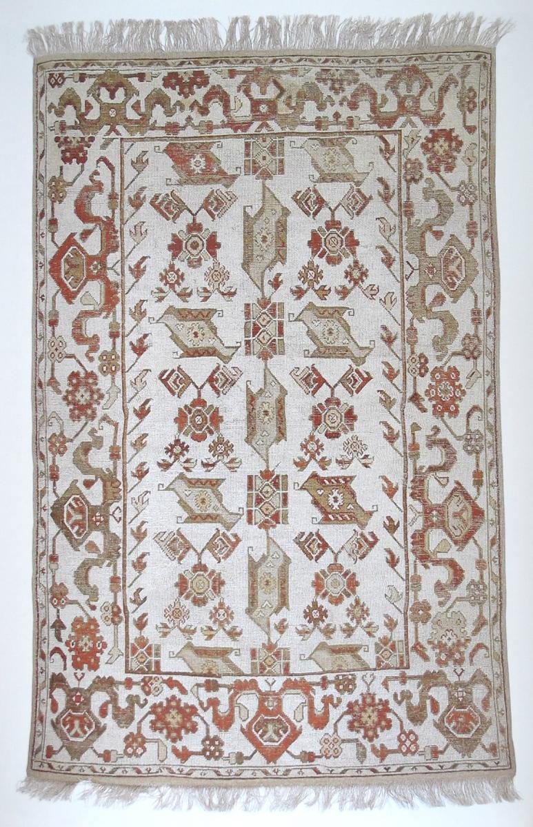 Selendi bird rug