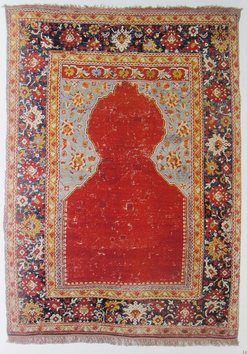 Transylvanian prayer rug Kula