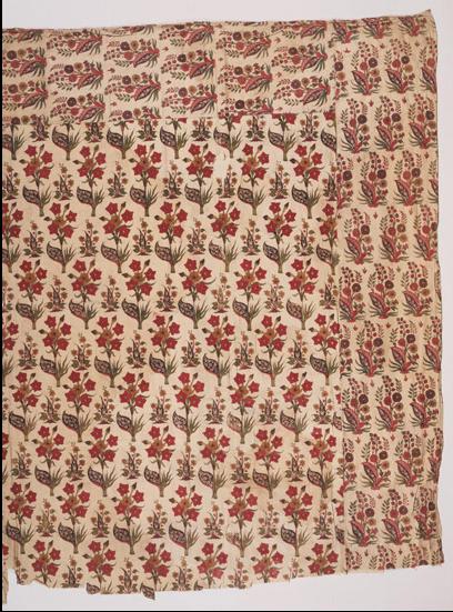 Mughal Indian summer carpet