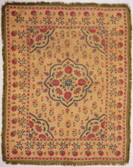 persian medallion textile