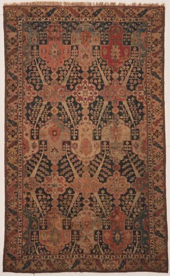 Persian garden carpet