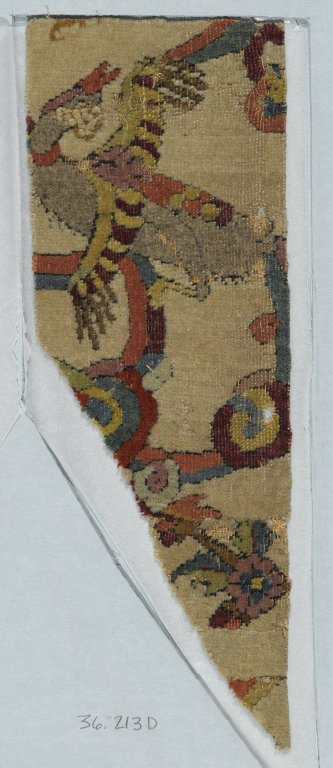 Angel Carpet fragment