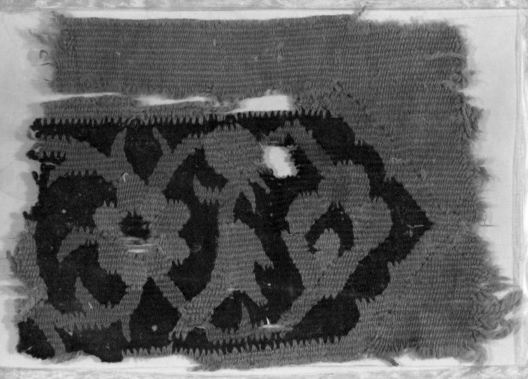 Ottoman kilim fragment