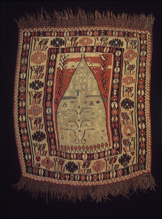 Erzerum kilim prayer rug
