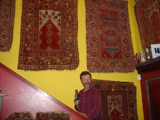 Turkish Prayer Rugs