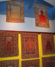 Turkish Prayer Rugs