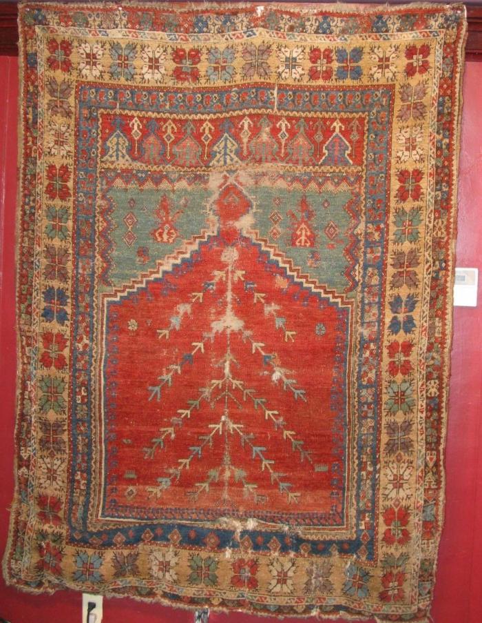 Mudjur Konya Prayer Rug