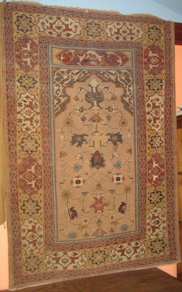 Transylvanian Prayer Rug