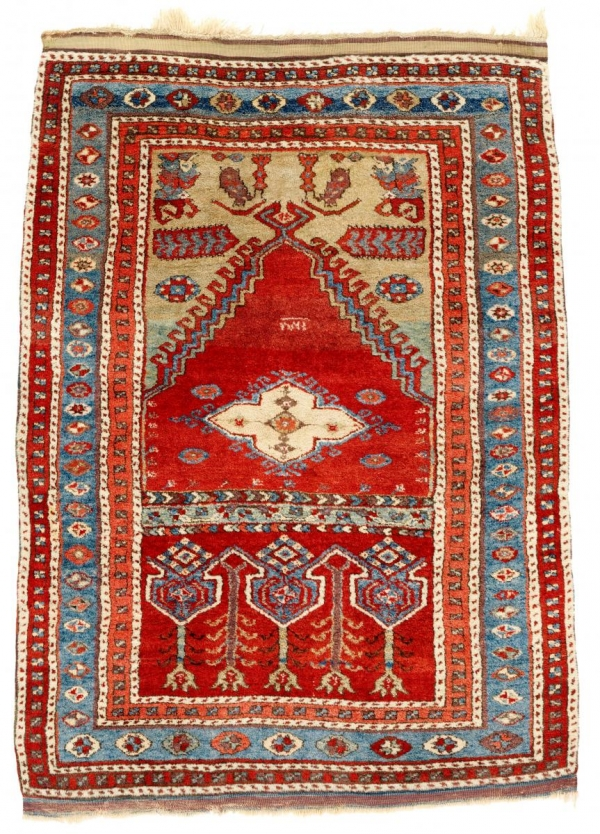 Anatolian Prayer Rug