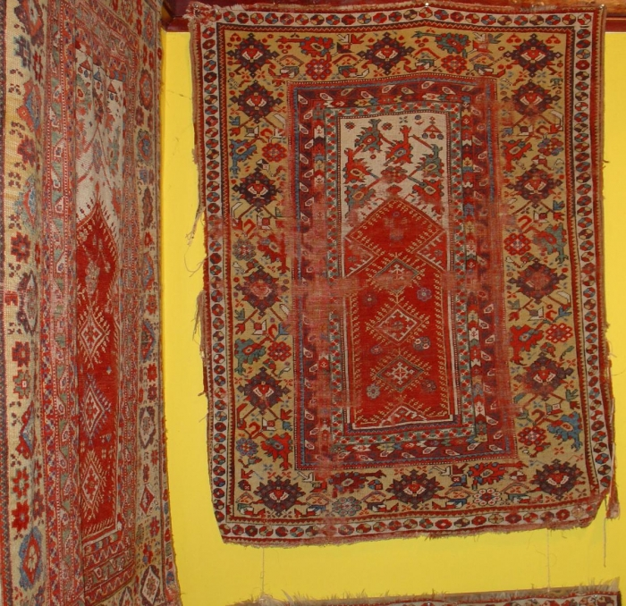Milas Prayer Rug