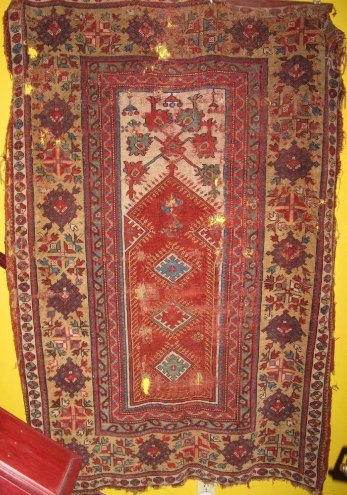 Melas Prayer Rug
