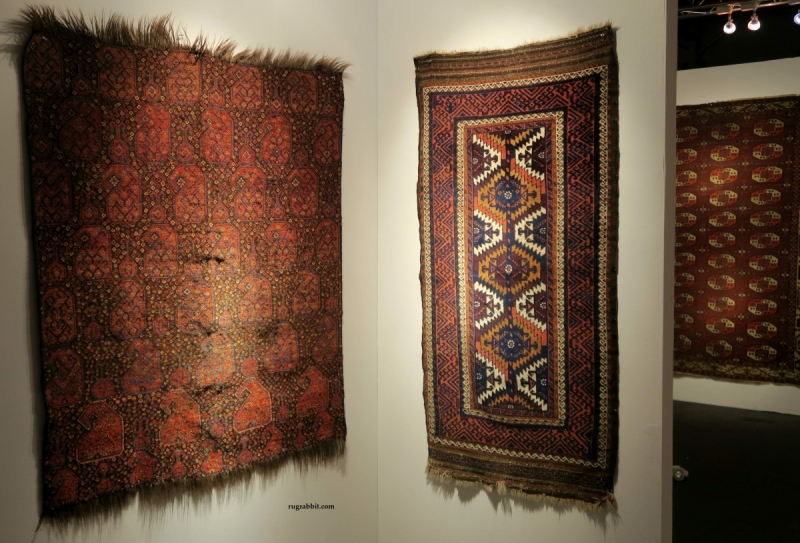 San Francisco Textile and Tribal Art Show 2018, Peter Pap Artful Weavings