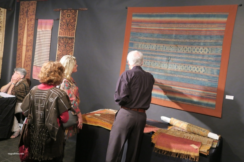San Francisco Textile and Tribal Art Show 2018, Dancing Threads